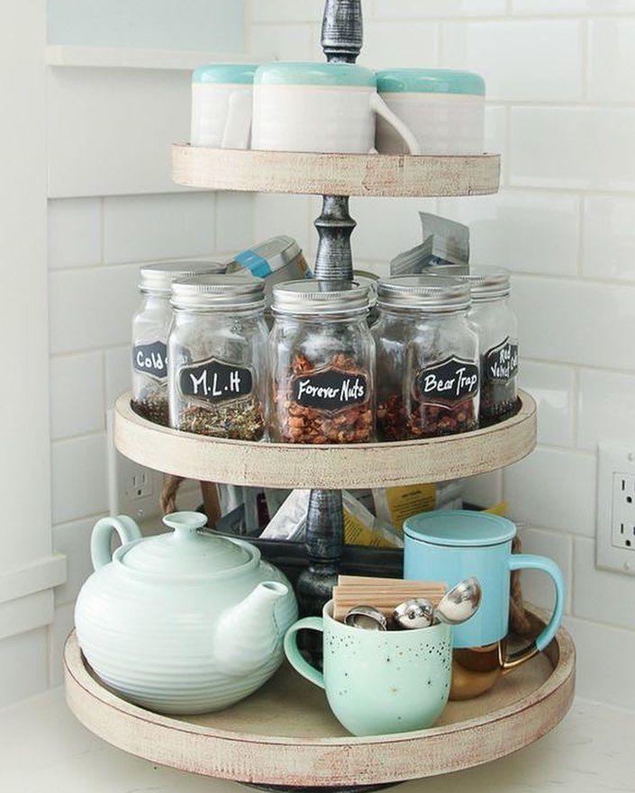 как правильно хранить чай