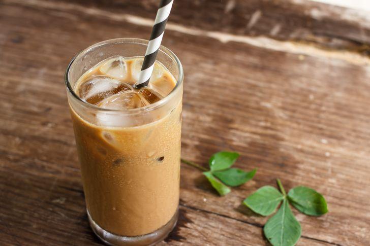 охлажденный кофе