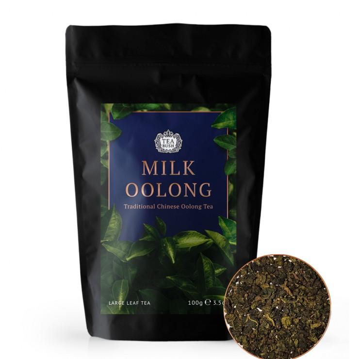 чай Rioba молочный улун